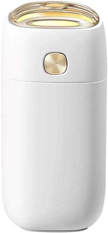 Marcus R Caveggf Humidificador cilindrico, Mini purificador de ...