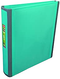 Staples Better 1.5-Inch D 3-Ring View Binder, Teal (13468-CC)