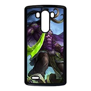 Generic Phone Case With Game Images For LG G3