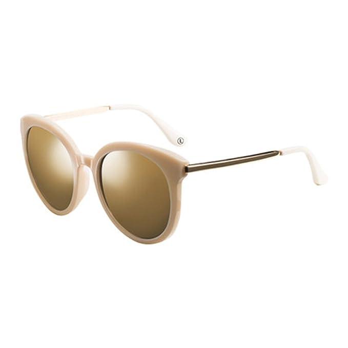 Gafas de sol polarizadas Gafas de sol grandes del marco que conducen la pesca Hombres de la manera Gafas de sol ULTRAVIOLETA cómodas Polarizer retro, ...