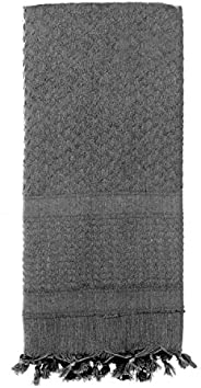 Rothco Solid Color Shemagh-Tactical Desert Scarf
