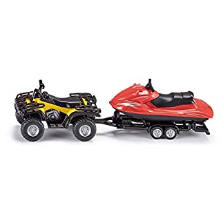 Quad With Jet Ski Siku (2314)