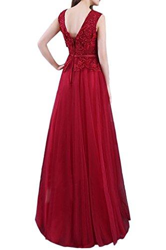 Missdressy - Vestido - para mujer Tintenblau