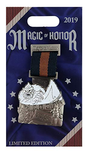 WDW Trading Pin - Pin of the Month - Magic of Honor - Expedition Everest