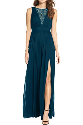 Ivydressing - Vestido - trapecio - para mujer Inkblau