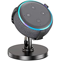 COMSOON Echo Dot Holder for 3rd Generation, 360°...