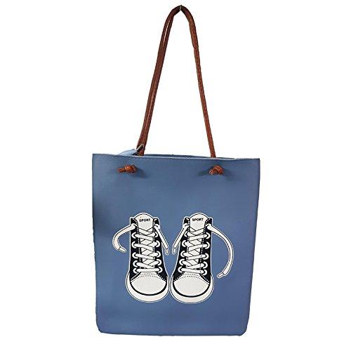Bolso Azul Arcam Bolso Zapatillas Zapatillas Arcam Arcam Azul Azul Bolso wR0qpx80nr