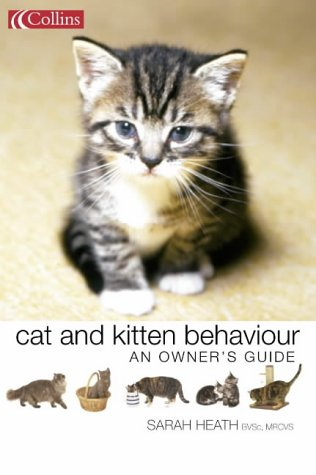 Collins Cat and Kitten Behaviour by Collins
