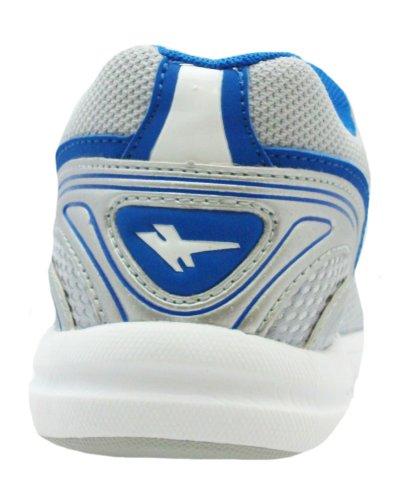Gola  Buranga, Chaussures de running pour homme Argent argent
