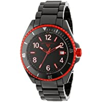 Swiss Legend Men's 11528-BKBRDA Luminar Black Dial Black High-Tech Ceramic Watch