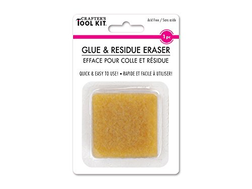 Crafter's Toolkit Glue and Residue Eraser - Adhesive Eraser