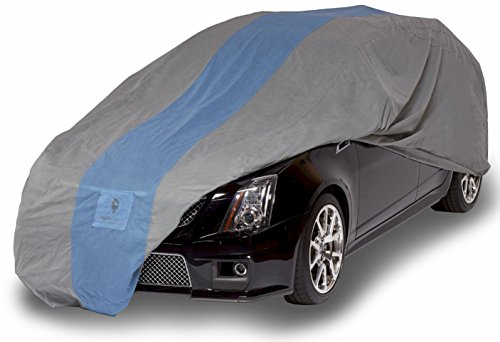 02 Ford Focus Wagon (Duck Covers A1SW184 Defender Station Wagon Cover for Wagons up to 15')