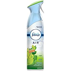 Febreze AIR Freshener, Gain Original Scent, 8.8oz (Pack of 6)