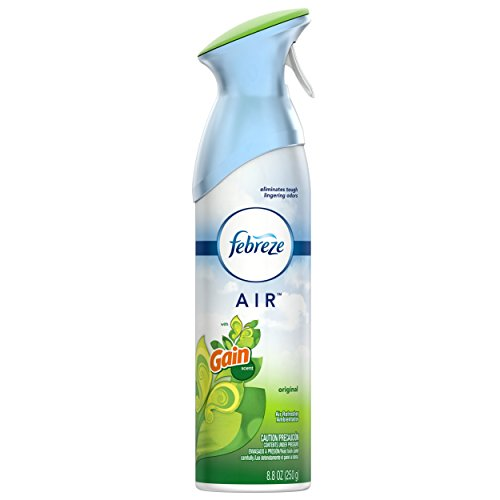 Febreze AIR Freshener, Gain Original Scent, 8.8oz (Pack of 6)