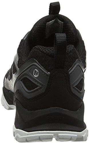Merrell Capra Bolt Gore-tex - Zapatos de Low Rise Senderismo Mujer Multicolor (Black)