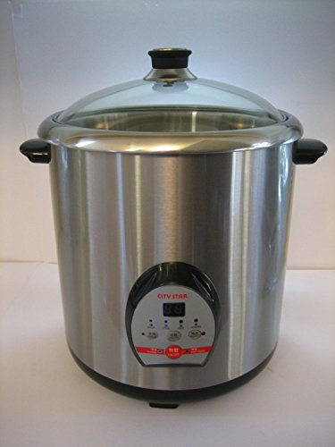 City ST Micro-Computerized Multi-Purpose Electric Cooker (Electric Cooker Soup compare prices)