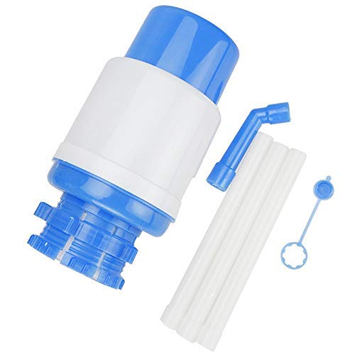 Dabster Hand Press Manual Pump Dispenser for Bottled Drinking Water  Standard, Multicolour