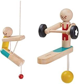 db2248628 Buy Plan Toys 5361 Jumping Acrobat Action Game Online at Low Prices ...