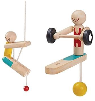 PlanToys Acrobat Buddy Set Toy