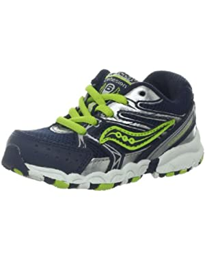 Boys Baby Cohesion Lace Running Shoe (Toddler)