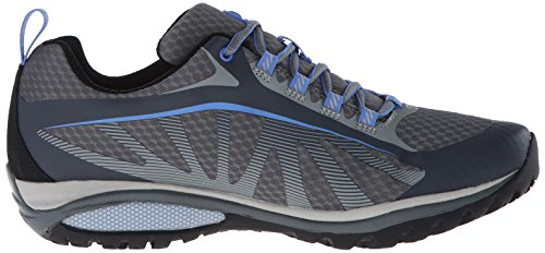 Merrell Women's Siren Edge Waterproof Hiking Shoe Grey (Monument) Hn4232Iw8