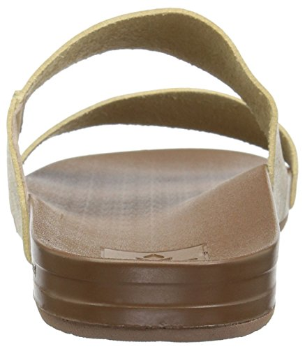 Cushion champagne Vista Chanclas Para Beige Reef Chn Mujer Bounce fdq0xwnp