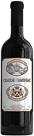 X24 Château de Camensac 2005 37,5 cl AOC Haut-Médoc 5ème Cru Classé Vino Tinto