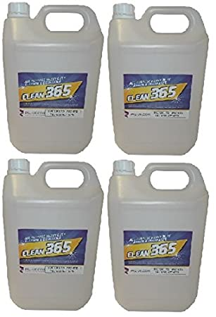 Clean 365 U2013 4 X 5L All Purpose Kitchen Bathroom Bedroom Laundry Household  Rapid Industrial Strength