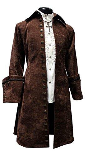 Velvet Vintage Coat - 6