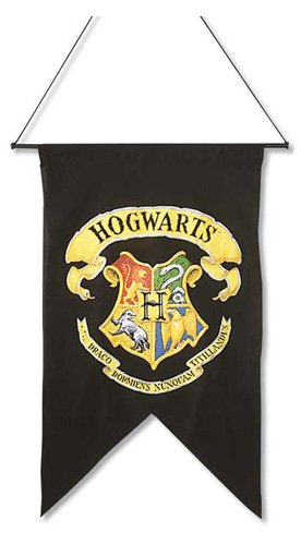 Hogwarts Banner - Harry Potter Decoration (Harry Potter Themed Costumes)