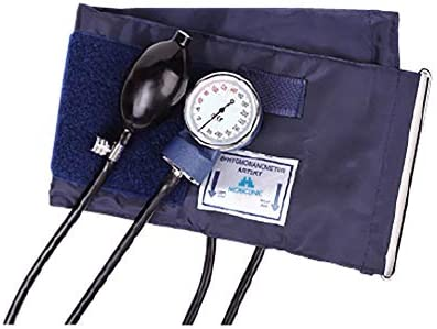 Tensiómetro aneroide, Azul, Mobiclinic: Amazon.es: Salud y cuidado personal