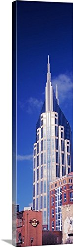 low-angle-view-of-the-bellsouth-building-in-nashville-tennessee-gallery-wrapped-canvas