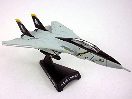 F-14 Tomcat Jolly Rogers (Grumman F-14 Tomcat VFA-103 Jolly Rogers - 1/160 Scale Diecast Model)