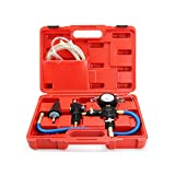 XuBa Purge + Refill Tool Kit Universal Radiator Vacuum Cooling Pump System No Bleeding