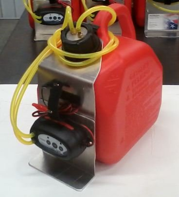 1 Gallon Fueling Container with electric pump