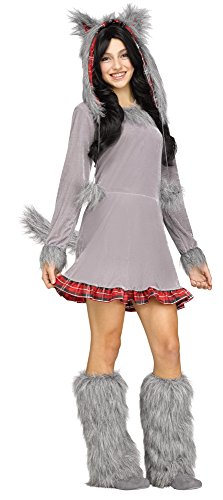 Wolf Cub Teen Costume - Wolf Costumes Teen