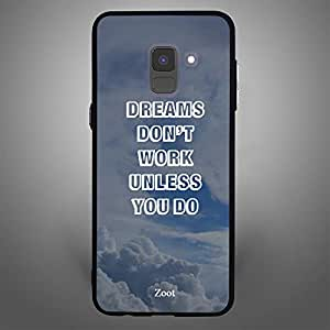 Samsung Galaxy A8 Plus Dreams Dont Work Unless You do