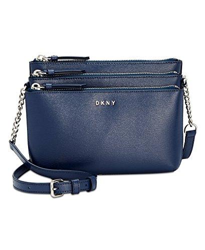 DKNY Bryant Triple Zip Small Crossbody - Bag Body Cross Dkny