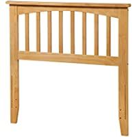 Mission Headboard, Twin, Natural
