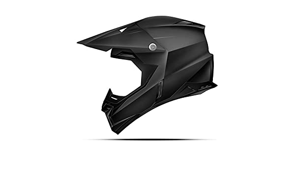 Amazon.es: Zoan Synchrony - Casco de moto, color negro mate, talla pequeña
