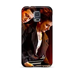 Samsung Galaxy S5 JNZ13465ILEo Unique Design High Resolution Avenged Sevenfold Band A7X Series Shockproof Hard Phone Cases -TammyCullen