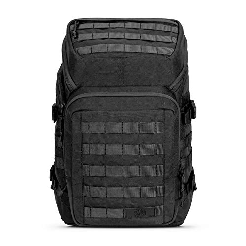 Mission Critical   S.01 Backpack   Baby Gear for Dads   Diaper Bag Backpack
