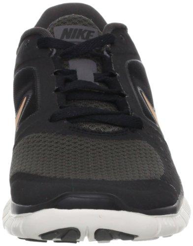 Nike Lady Free Run + V3 Hardloopschoenen Zwart