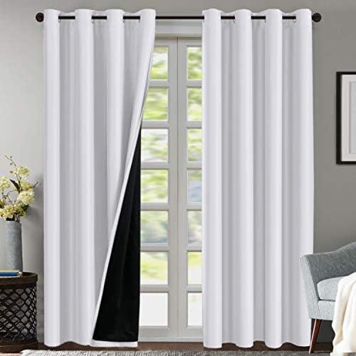 Editors' Choice: 100 Blackout Curtains Window Curtain Panel