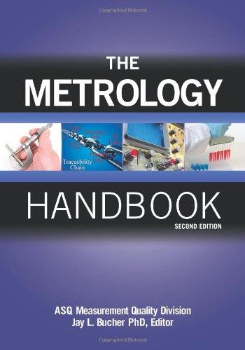 The Metrology Handbook, Second Edition