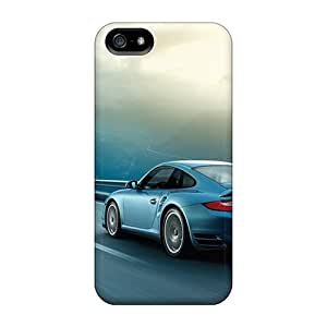Durable 2011 Porsche 911 Turbo S 2 Back Case/cover For Iphone 5/5s