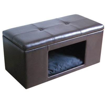 Living Better Now Pet Bed Bench Ottoman Dog Cat Supplies Products Accessories Sleep Home Furniture Sale