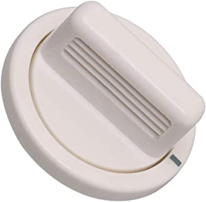 Mxfans Timer Knobs WE01X10160 Dryer Time Knob Replacement AP3207448 fit for GE