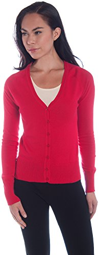 Sexy Cardigan Sweater Knit V Neck Long Sleeves in Multiple Colors