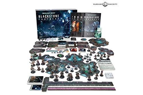 Games Workshop Warhammer Quest: Blackstone Fortress from Games Workshop